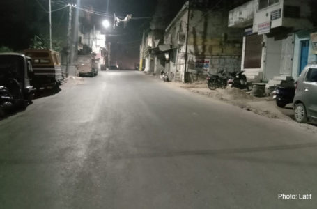 उदयपुर में शाम 6 बजे से नाईट कर्फ्यू. 5 बजे हो जायेंगे बाज़ार बंद